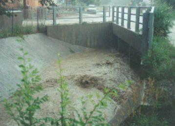 culvert flood
