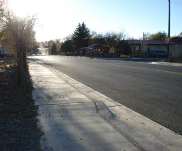ALAMO STREET ROADWAY AND DRAINAGE IMPROVEMENTS