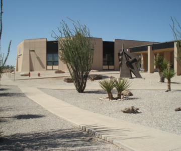 Carlsbad NMSU Allied Health Facility Carlsbad, New Mexico
