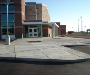 Moriarty Municipal Schools Performing Arts Center Moriarty New Mexico