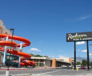 Radisson Hotel and WaterPark