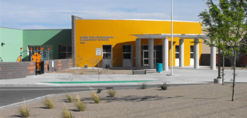Susie Rayos Marmon Elementary School Phase I and II-lrg